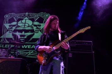 Lead Guitar - John Hurst [Photo Credit: Will Compton]