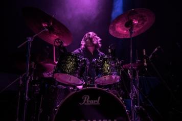 Drums - Robb Edmondson [Photo Credit: Will Compton]